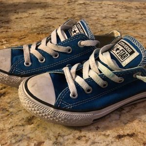 Kids Dodger Blue Converse 💙